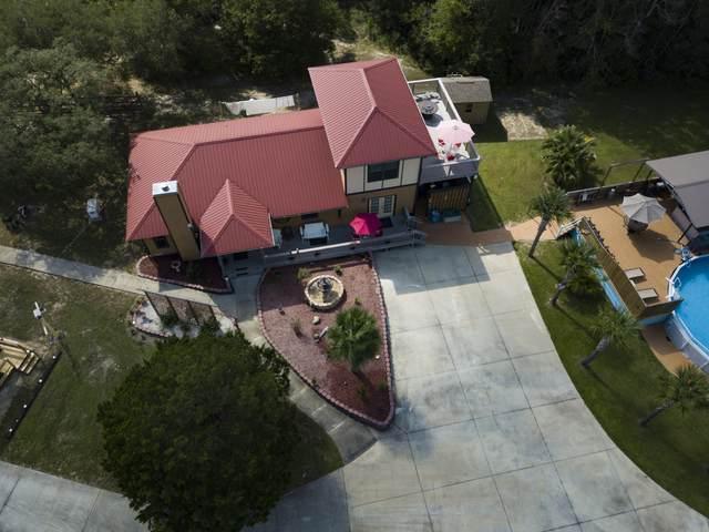 8828 Turkey Bluff Road, Navarre, FL 32566 (MLS #882607) :: Levin Rinke Realty