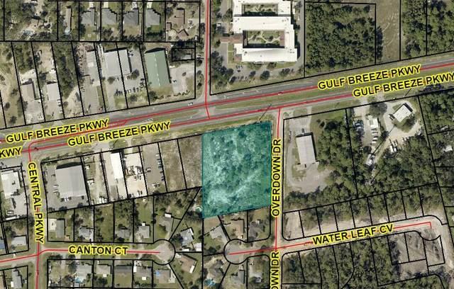4401 Gulf Breeze Parkway, Gulf Breeze, FL 32563 (MLS #883805) :: Levin Rinke Realty
