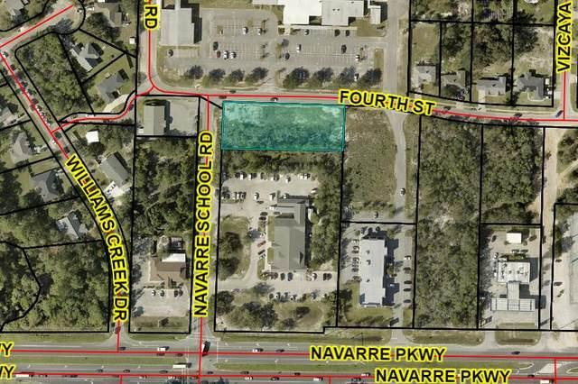 8025 4th Street, Navarre, FL 32566 (MLS #883812) :: Levin Rinke Realty