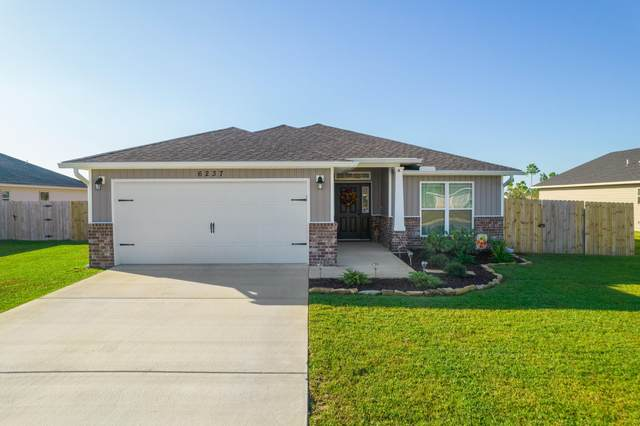6237 Redberry Drive, Gulf Breeze, FL 32563 (MLS #884153) :: Levin Rinke Realty