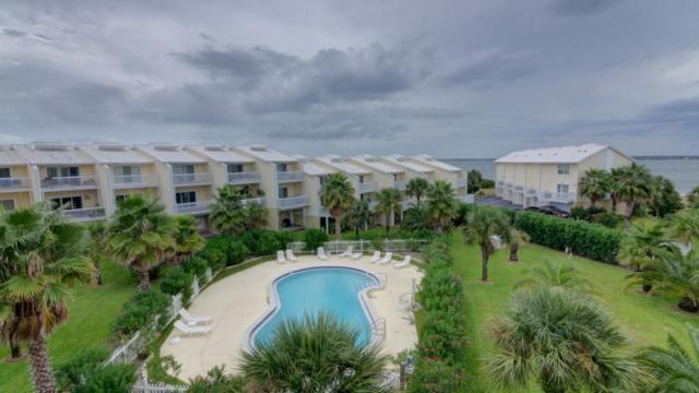 1440 Paradise Point Drive Unit 33, Navarre, FL 32566 (MLS #782842) :: ResortQuest Real Estate