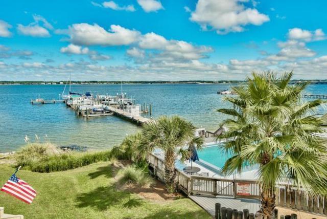 8520 Gulf Boulevard # UT-22, Navarre, FL 32566 (MLS #792999) :: ResortQuest Real Estate