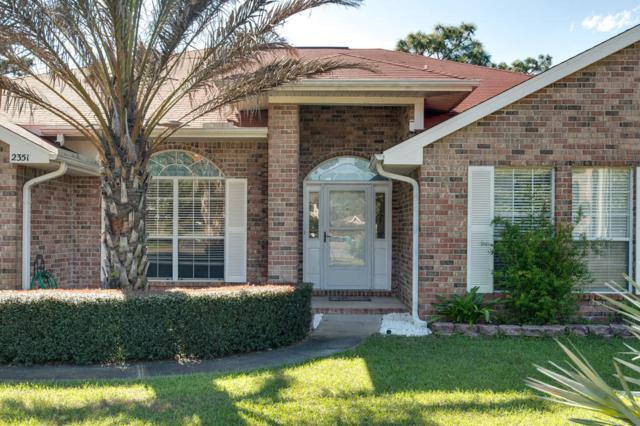 2351 Whispering Pines Boulevard, Navarre, FL 32566 (MLS #794565) :: ResortQuest Real Estate