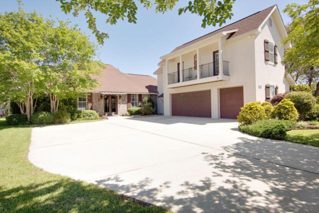 5296 Woodlake Trace, Gulf Breeze, FL 32563 (MLS #796370) :: ResortQuest Real Estate