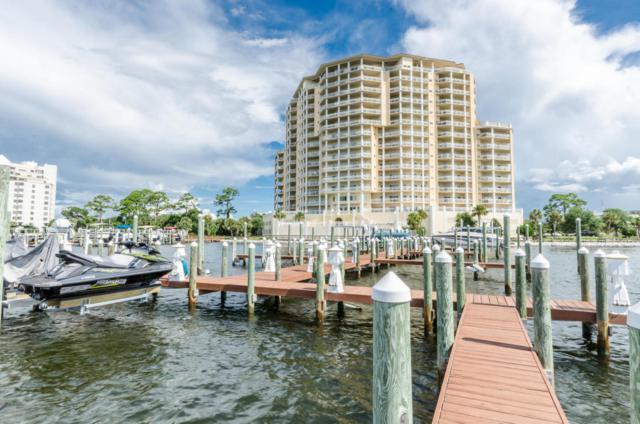 124 SW Miracle Strip Parkway #1400, Fort Walton Beach, FL 32548 (MLS #805146) :: ResortQuest Real Estate