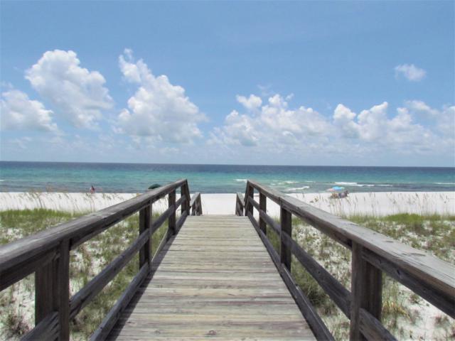 7885 Gulf Boulevard Apt 8, Navarre, FL 32566 (MLS #805684) :: ResortQuest Real Estate