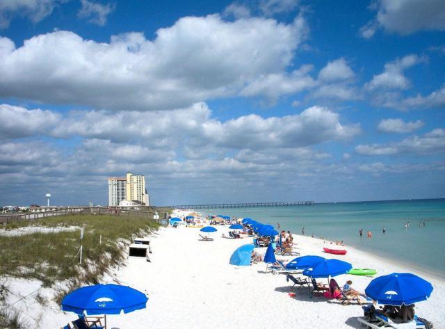 8269 Gulf Boulevard Apt 704, Navarre, FL 32566 (MLS #806545) :: ResortQuest Real Estate