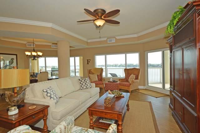 124 SW Miracle Strip Parkway Unit 700, Fort Walton Beach, FL 32548 (MLS #836614) :: Levin Rinke Realty