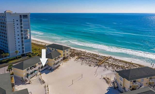 775 Gulf Shore Drive #1154, Destin, FL 32541 (MLS #849719) :: ResortQuest Real Estate