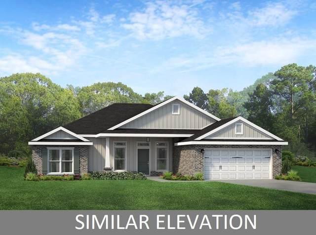2480 Sherwood Drive, Navarre, FL 32566 (MLS #854689) :: Levin Rinke Realty