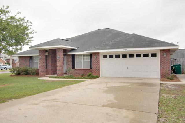 2380 Heritage Circle, Navarre, FL 32566 (MLS #796580) :: ResortQuest Real Estate