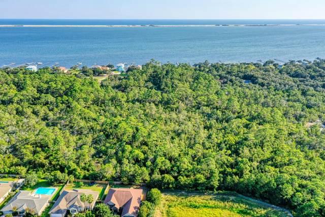 5172 Soundside Drive, Gulf Breeze, FL 32561 (MLS #831961) :: Levin Rinke Realty
