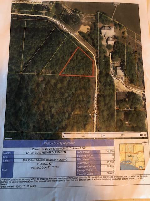 1 Whisper  Lane, Santa Rosa Beach, FL 32459 (MLS #790089) :: ResortQuest Real Estate