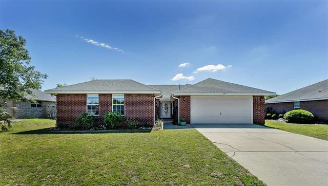 1513 Woodlawn Way, Gulf Breeze, FL 32563 (MLS #797071) :: ResortQuest Real Estate