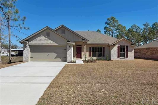 1755 Galvez Drive, Gulf Breeze, FL 32563 (MLS #797091) :: ResortQuest Real Estate