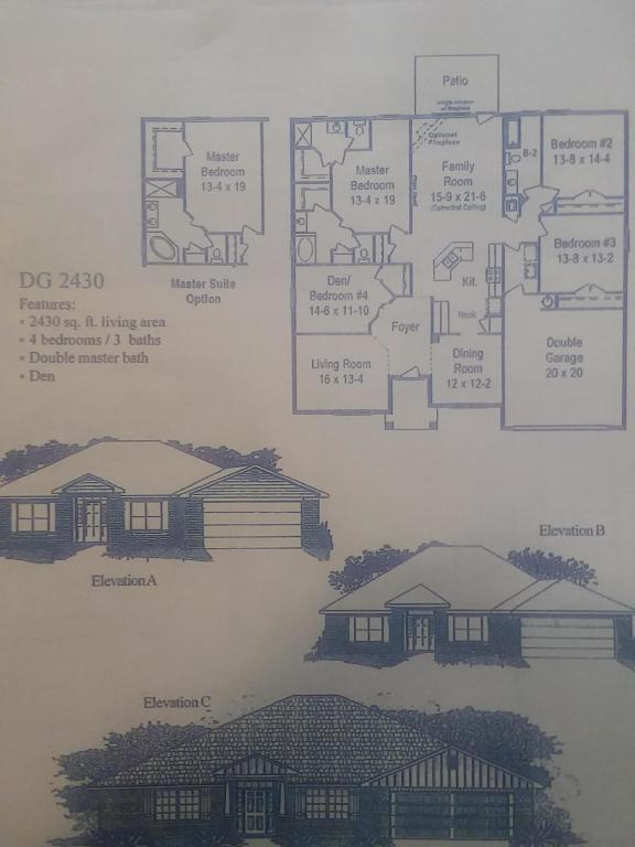 3054 Grady Tolbert Road, Navarre, FL 32566 (MLS #809088) :: ResortQuest Real Estate