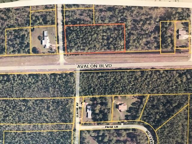 0000 Avalon Boulevard, Milton, FL 32583 (MLS #809387) :: ResortQuest Real Estate