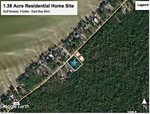 0000 East Bay Blvd, Navarre, FL 32566 (MLS #832841) :: ResortQuest Real Estate