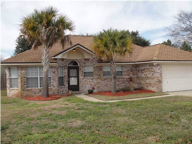 2321 Mary Anne Circle, Navarre, FL 32566 (MLS #834979) :: ResortQuest Real Estate