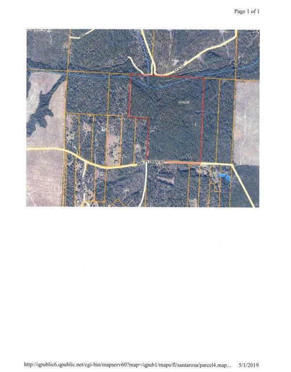 9600 Blk Abb Pittman Road, Milton, FL 32570 (MLS #844262) :: Levin Rinke Realty