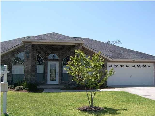 1542 Woodlawn Way, Gulf Breeze, FL 32563 (MLS #854978) :: Levin Rinke Realty