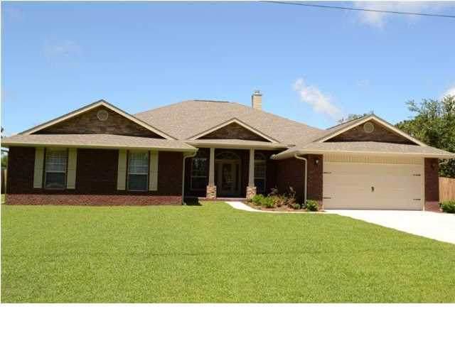 1999 Everglades Drive, Navarre, FL 32566 (MLS #856125) :: Vacasa Real Estate