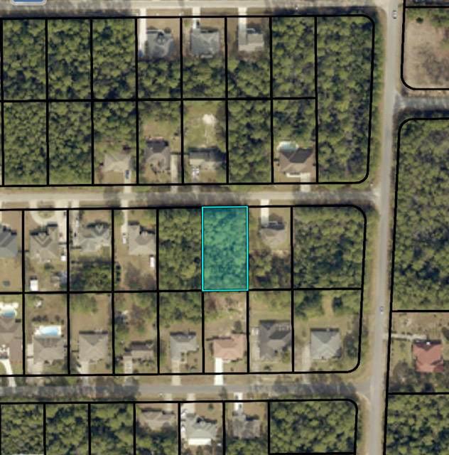 7241 Siesta Street, Navarre, FL 32566 (MLS #860860) :: Levin Rinke Realty