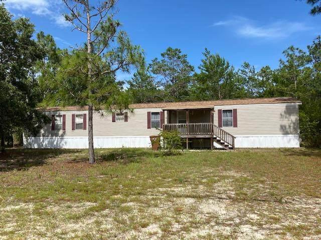 2728 Teepee Road, Navarre, FL 32566 (MLS #874880) :: Levin Rinke Realty