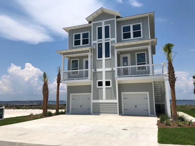 61 Calle Marbella, Pensacola Beach, FL 32561 (MLS #789610) :: ResortQuest Real Estate