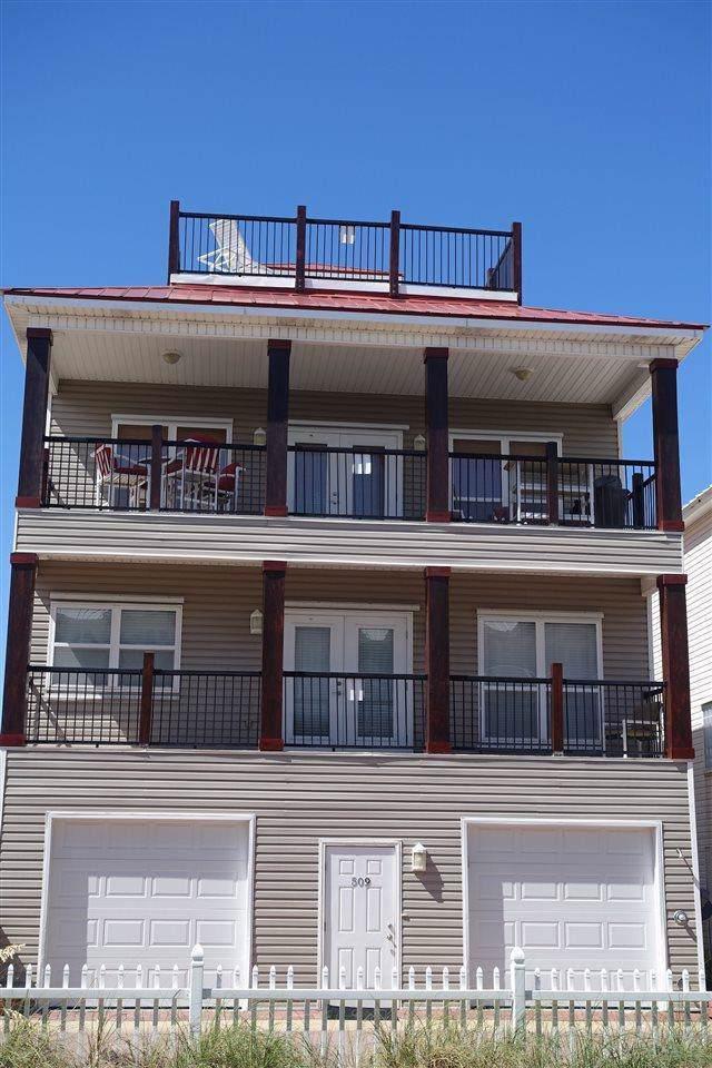509 Fort Pickens Road, Pensacola Beach, FL 32561 (MLS #806903) :: Levin Rinke Realty