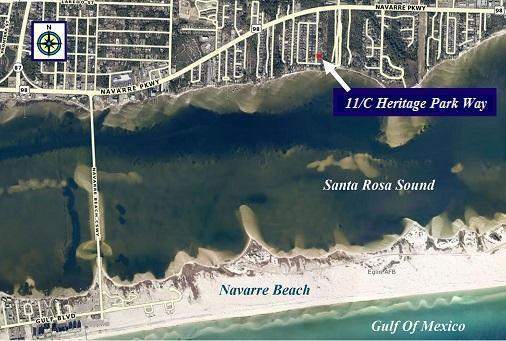 11/C Heritage Park Way, Navarre, FL 32566 (MLS #752969) :: ResortQuest Real Estate