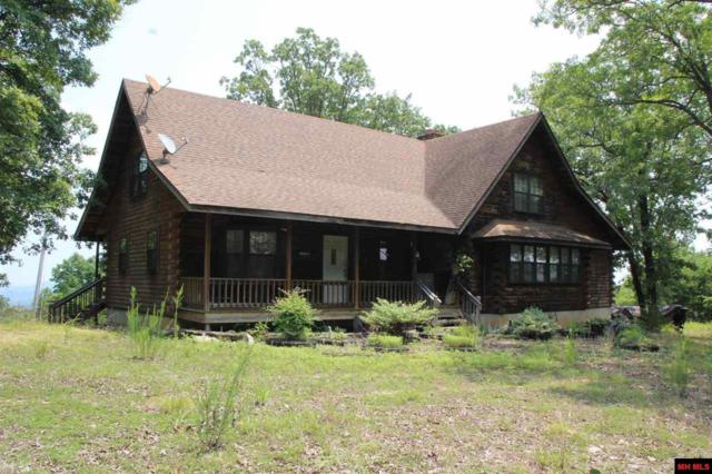 695 Mc 8083, Yellville, AR 72687 (MLS #122255) :: United Country Real Estate