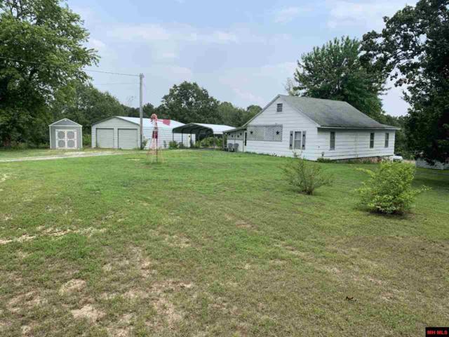 10484 Hwy 62/412 West, Viola, AR 72583 (MLS #122264) :: United Country Real Estate