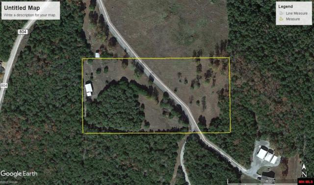 93 Country Lane, Yellville, AR 72687 (MLS #122663) :: United Country Real Estate