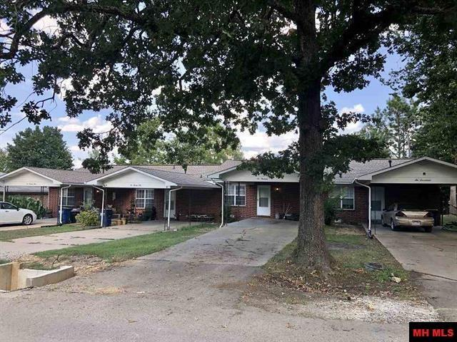 617,619,621,623 Gentry Street, Mountain Home, AR 72653 (MLS #122252) :: United Country Real Estate