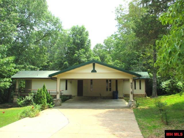 907 Par Drive, Mountain Home, AR 72653 (MLS #122265) :: United Country Real Estate