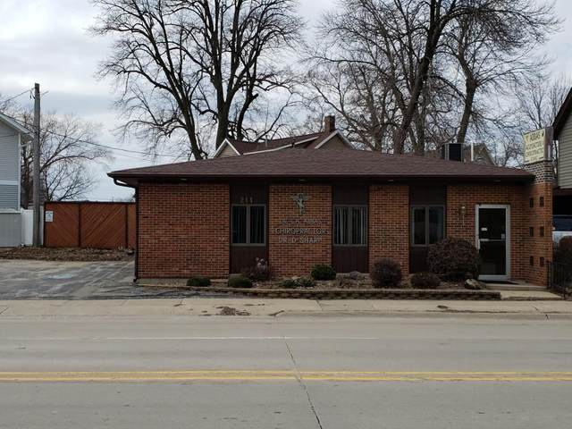 211 S 8th Street, Clear Lake, IA 50428 (MLS #5548079) :: Jane Fischer & Associates