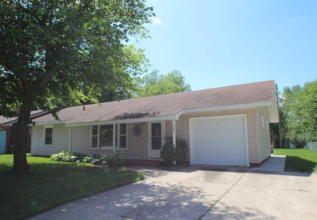 644 S Louisiana Avenue, Mason City, IA 50401 (MLS #5577032) :: Jane Fischer & Associates