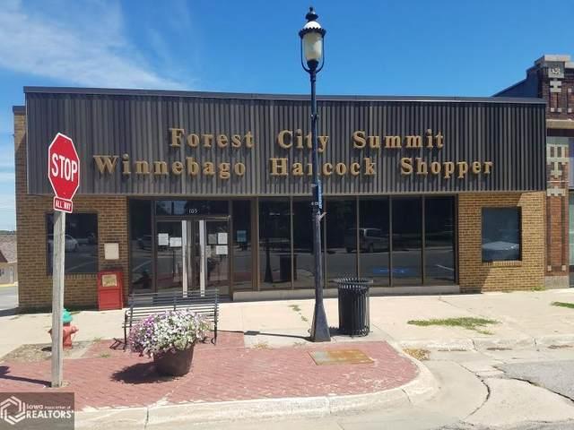 105 S Clark Street, Forest City, IA 50436 (MLS #5633521) :: Jane Fischer & Associates