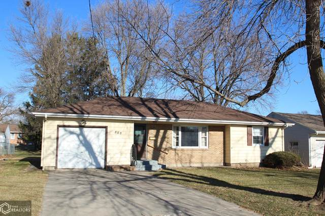 808 6th Street SE, Mason City, IA 50401 (MLS #5691503) :: Jane Fischer & Associates