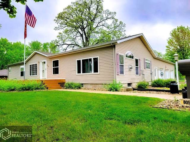 805 S Lake Street, Lake Mills, IA 50450 (MLS #5761177) :: Jane Fischer & Associates
