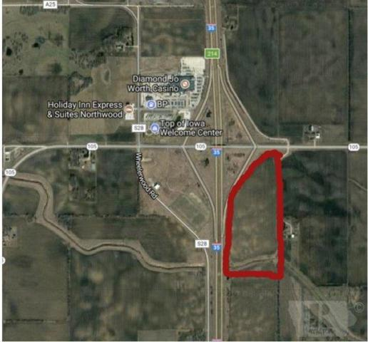 0 SE Of I-35 /Hwy 105 intersection, Northwood, IA 50459 (MLS #62018146) :: Jane Fischer & Associates