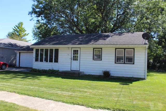411 4th Street SW, Britt, IA 50423 (MLS #62020085) :: Jane Fischer & Associates