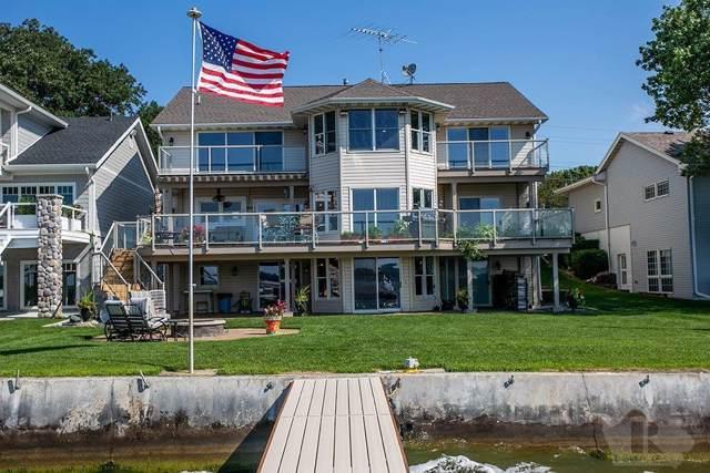 3609 N Shore Drive, Clear Lake, IA 50428 (MLS #62020340) :: Jane Fischer & Associates