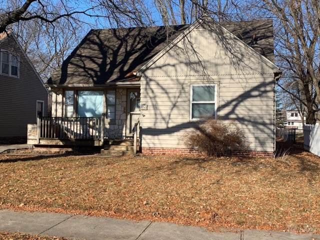 954 15th Place NE, Mason City, IA 50401 (MLS #62020346) :: Jane Fischer & Associates