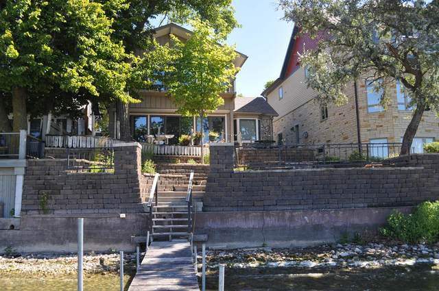 815 S Shore Drive, Clear Lake, IA 50428 (MLS #5651685) :: Jane Fischer & Associates