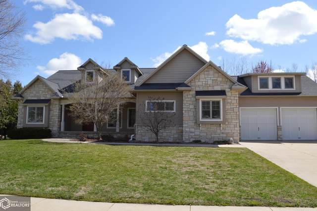 10 Deer Creek Court, Mason City, IA 50401 (MLS #5709563) :: Jane Fischer & Associates