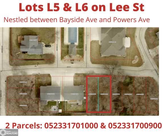 L5 & L6 Lee Street, Clear Lake, IA 50428 (MLS #6011488) :: Jane Fischer & Associates