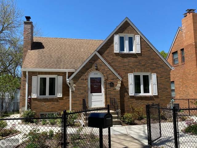 308 S Vermont Avenue, Mason City, IA 50401 (MLS #5701137) :: Jane Fischer & Associates