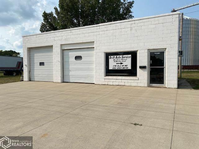 162 2nd Street NW, Britt, IA 50423 (MLS #6089589) :: Jane Fischer & Associates